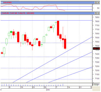 nifty technical 11 july